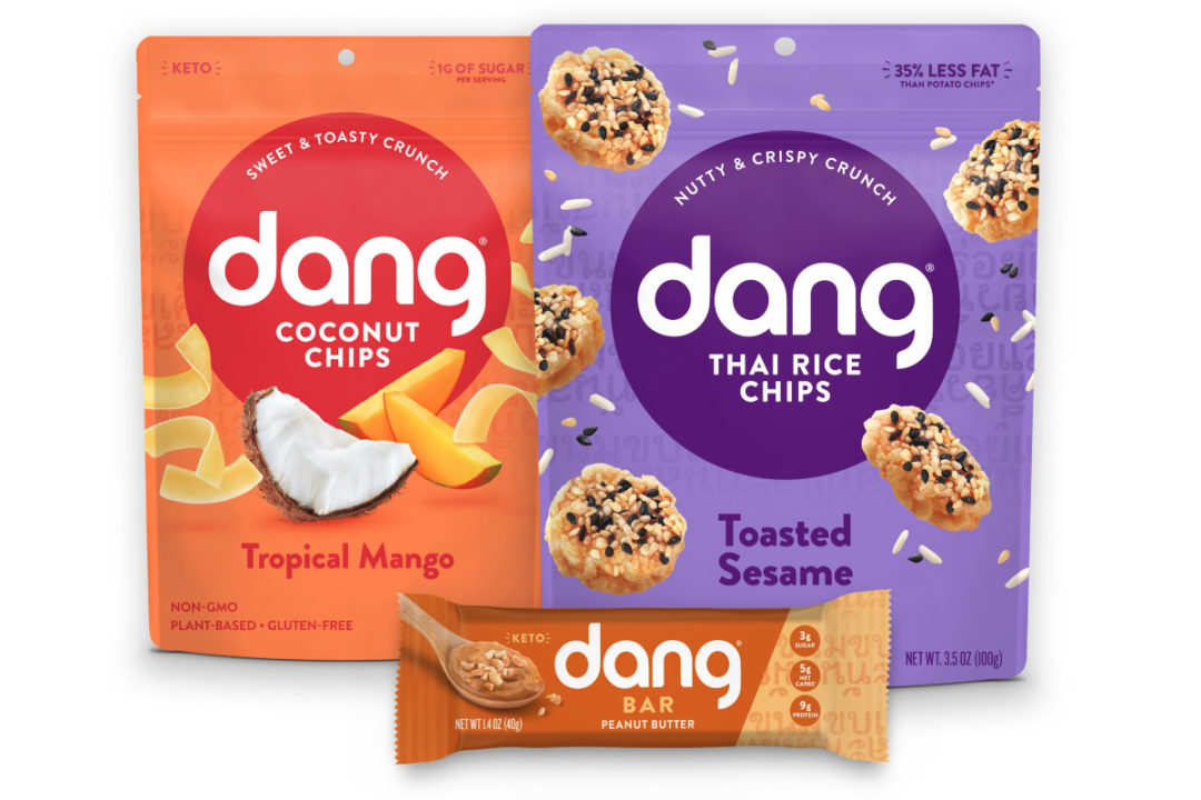 Dang Foods products