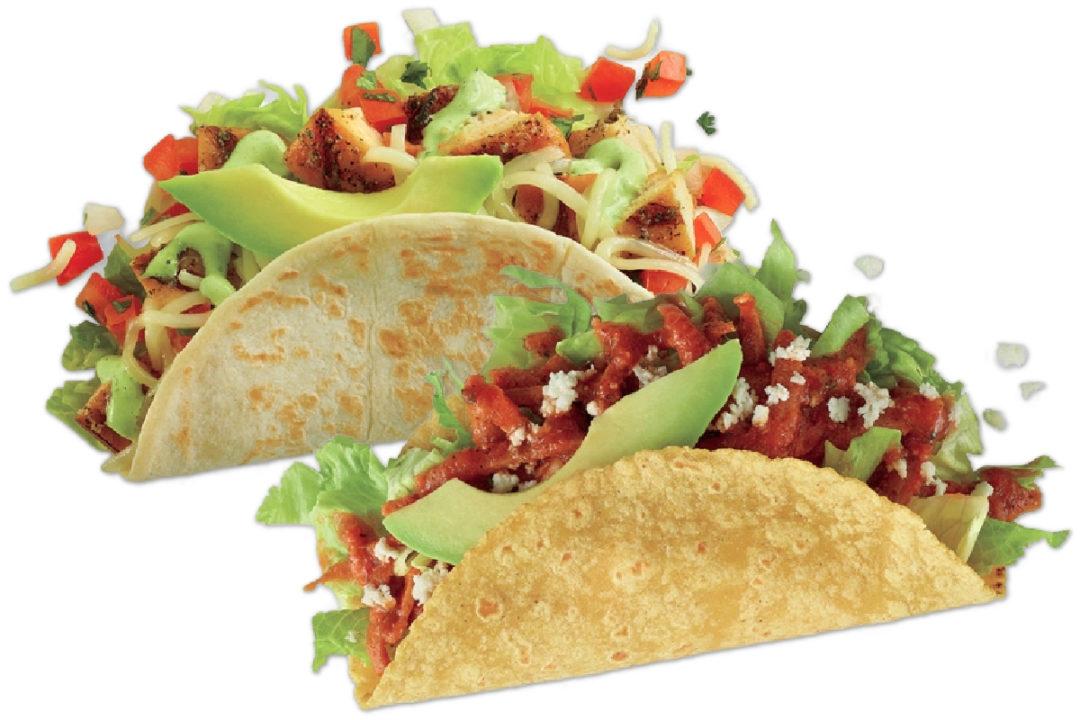 El Pollo Loco Chickenless Pollo and Keto Tacos