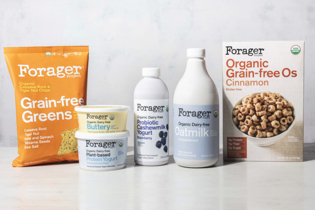 Forager Project new plant-based products