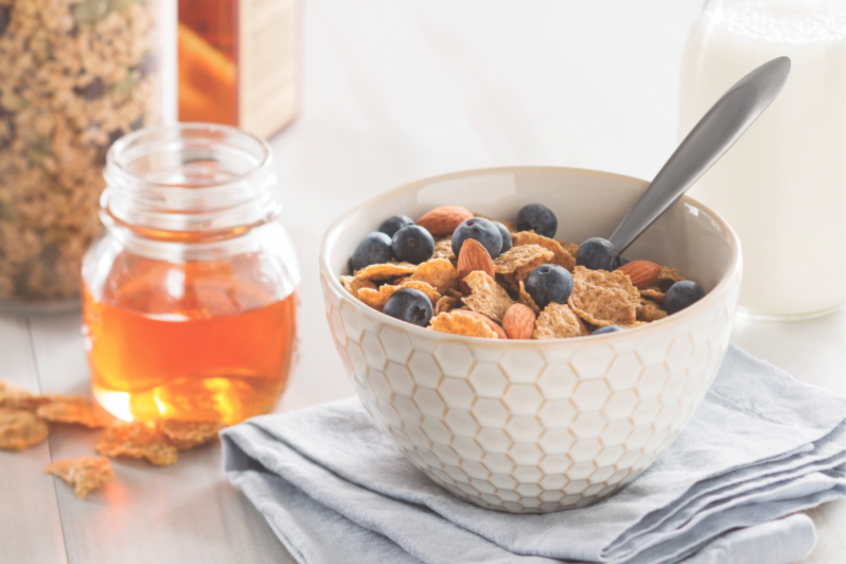 Honey cereal