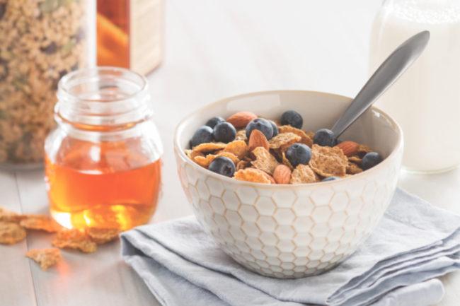 Honey cereal