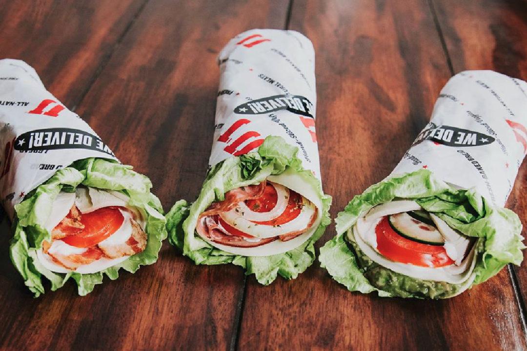 Jimmy John's wraps