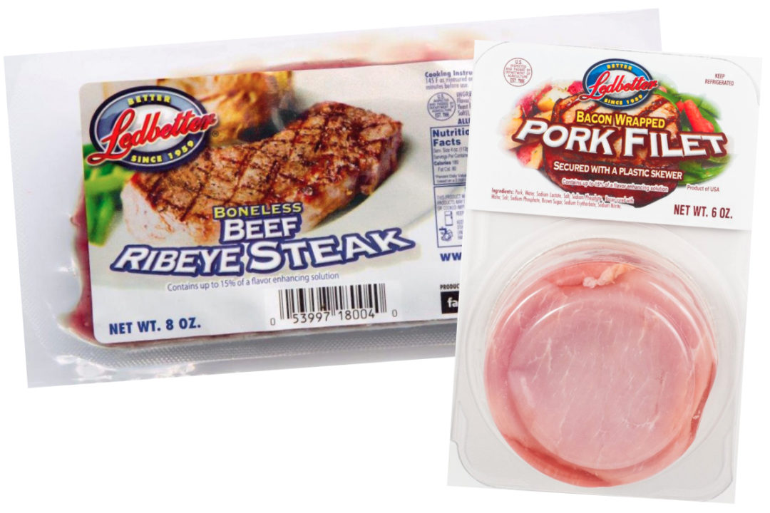 Ledbetter Foods meat products