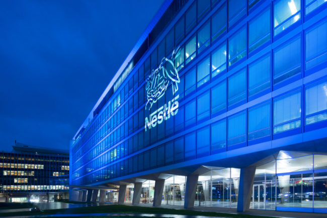 Nestle headquarters