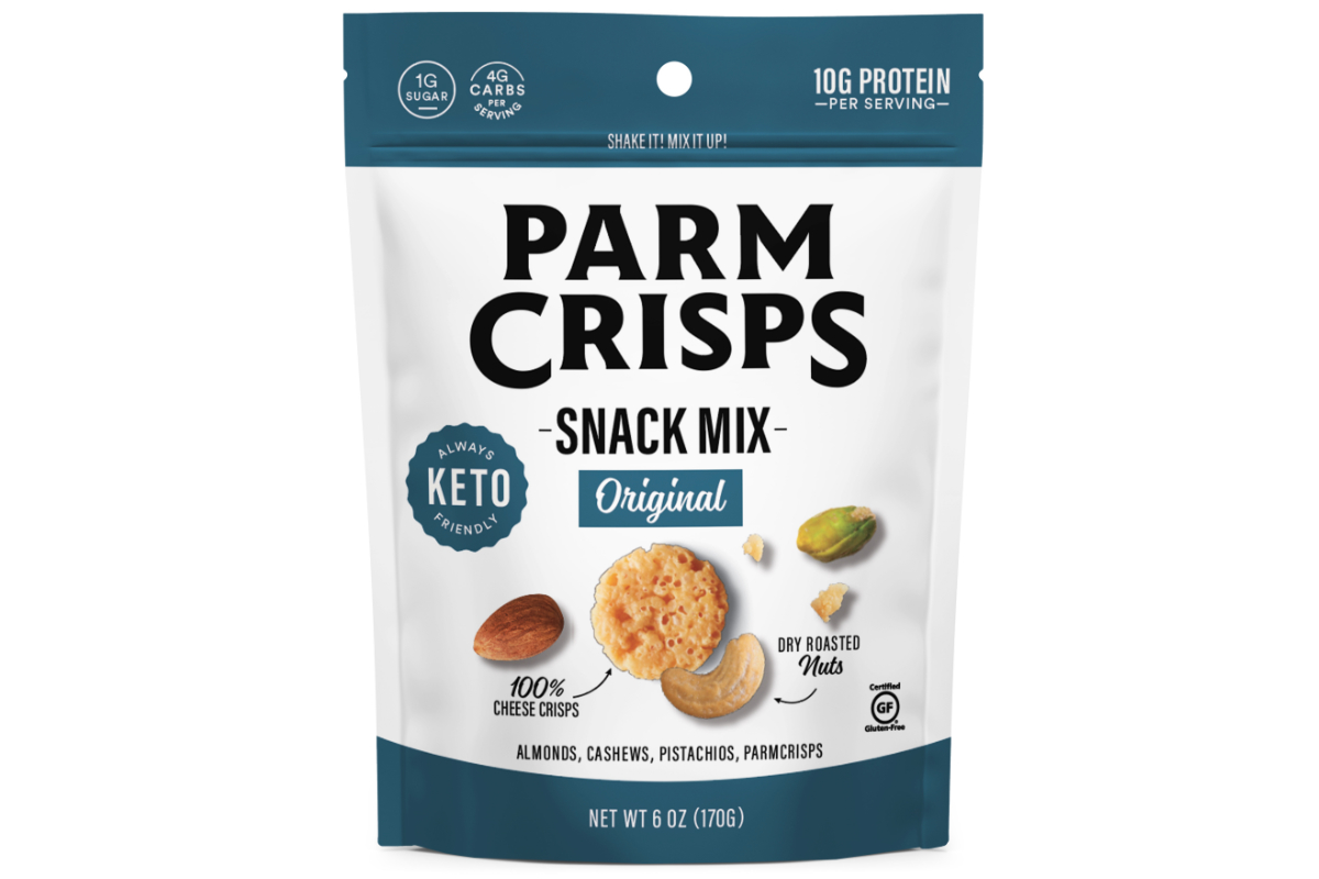 ParmCrisps Snack Mix