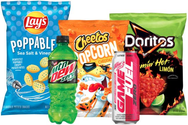 PepsiCo recent innovation