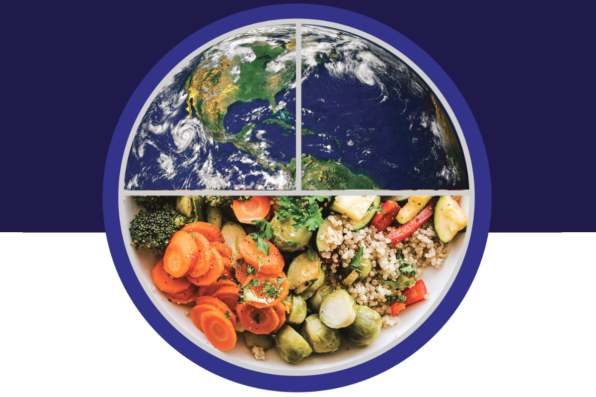 Plant-based foods and environmental impact