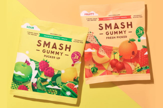Smashmallow Smash Gummy