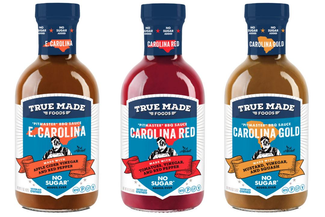 True Made Foods Carolina barbecue sauces