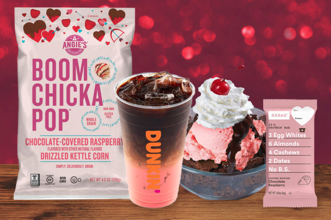 New Valentine's Day offerings