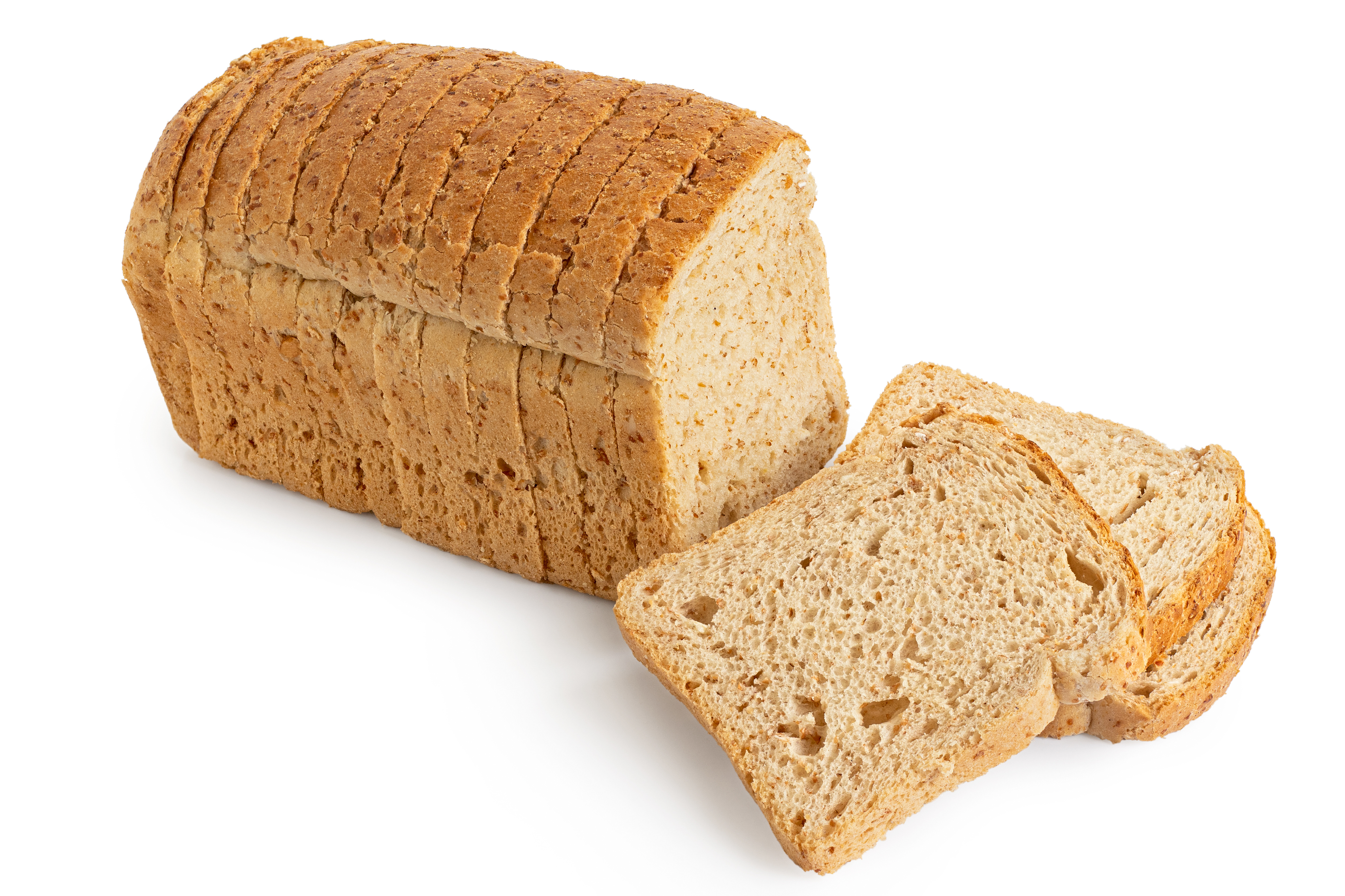 wheat bread loaf