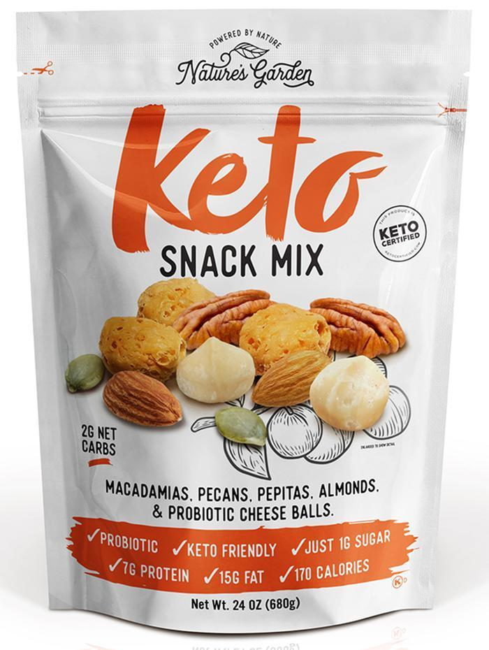 keto snack mix