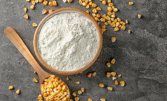Organic-corn-starch