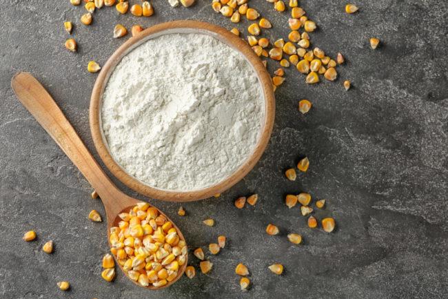 Agrana organic corn starch