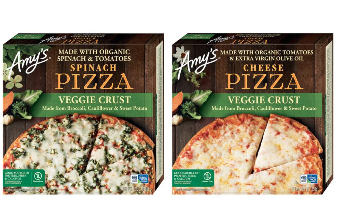 Amy's Veggie Crust Pizza