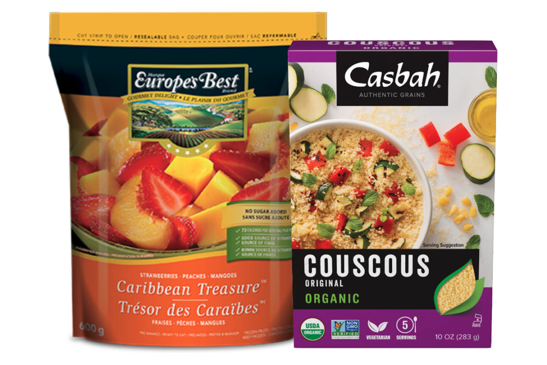 Casbah and Europe's Best products
