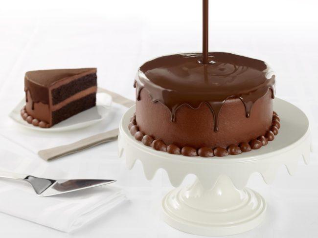 Dawn Foods frozen cake