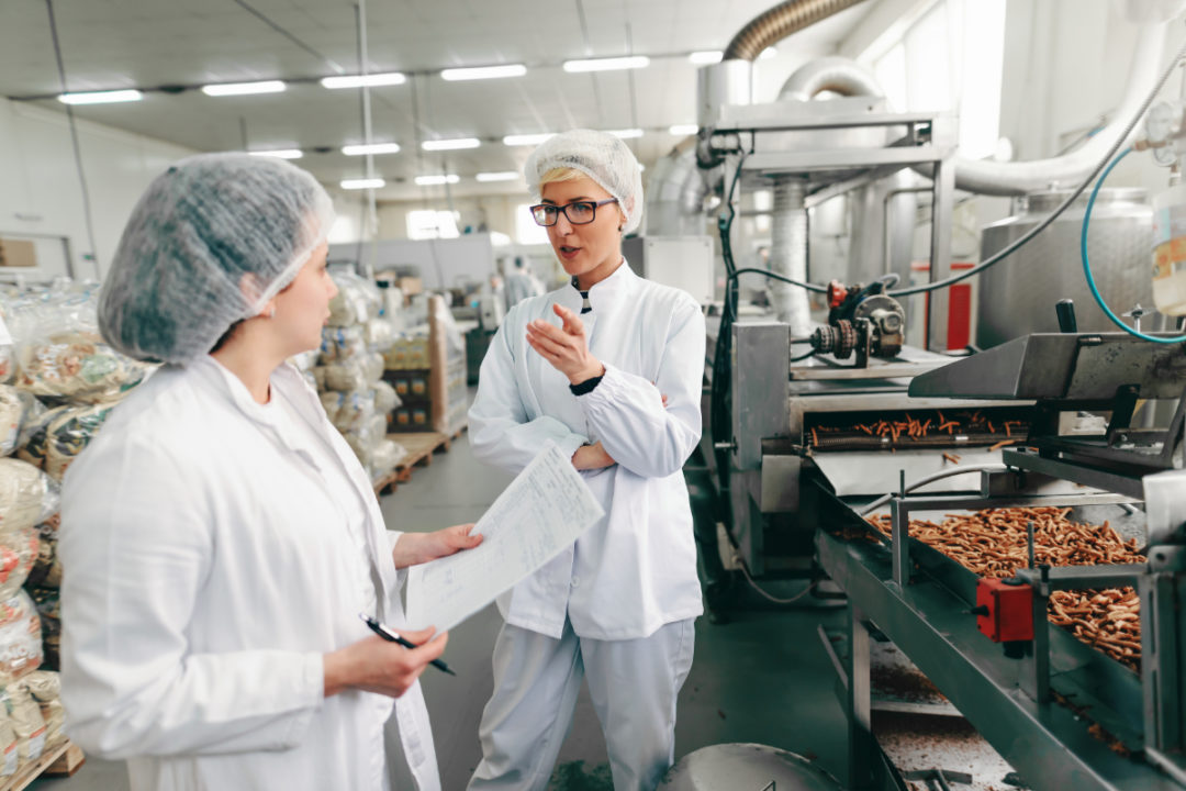 Food facility inspection