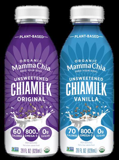 Mamma Chia Organic Chiamilk