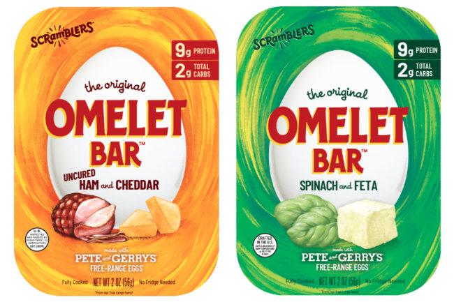 Scramblers Original Omelet Bars