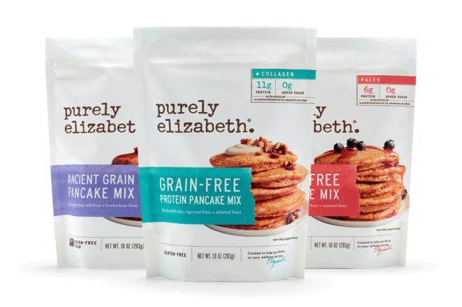 Purely Elizabeth pancake mixes