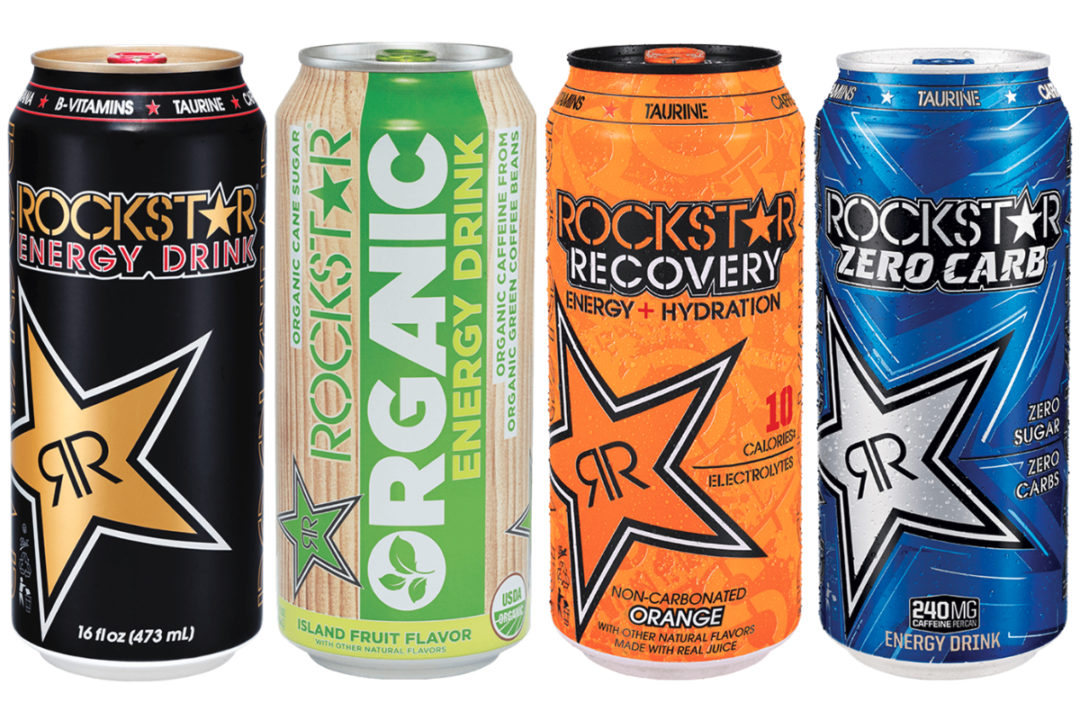 Rockstar Energy Beverages