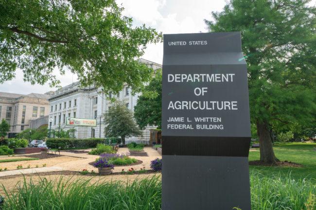 USDA federal building