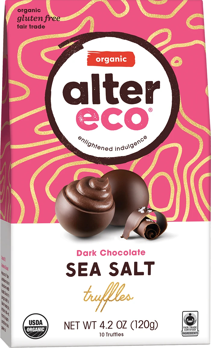 Alter Ego organic chocolate