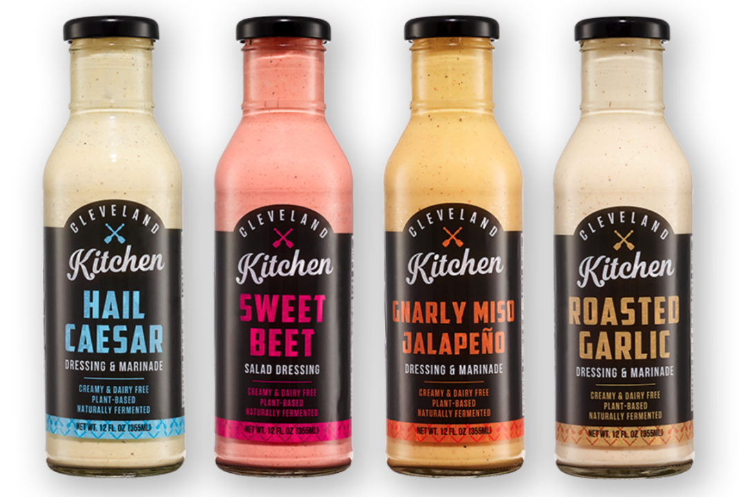 Cleveland Kitchen fermented dressings
