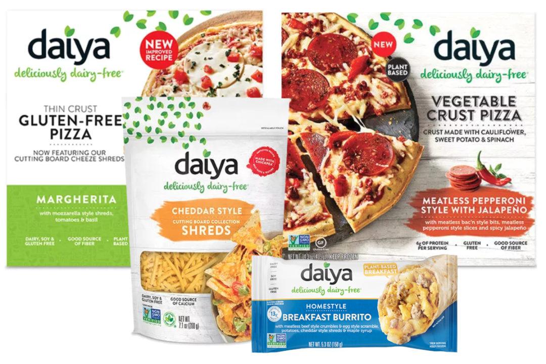 Daiya Foods innovation