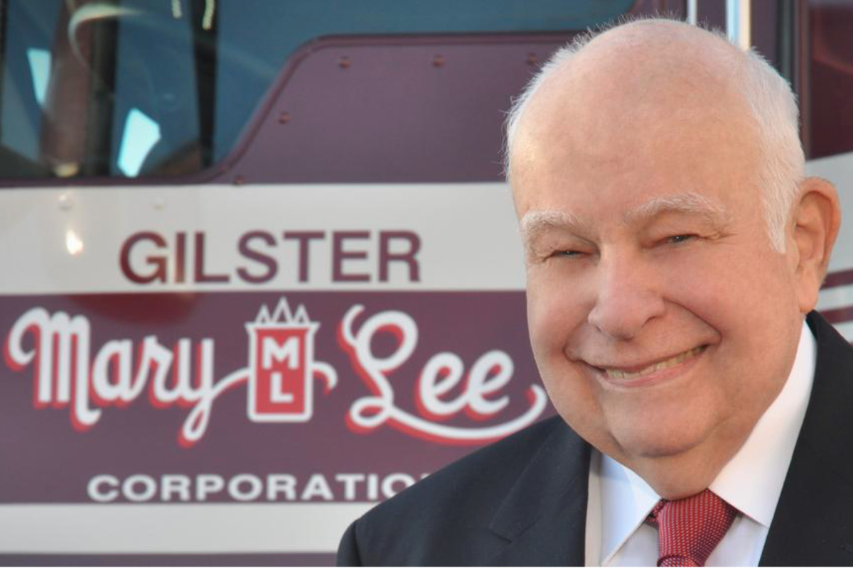 Donald E. Welge, president of Gilster-Mary Lee Corp.