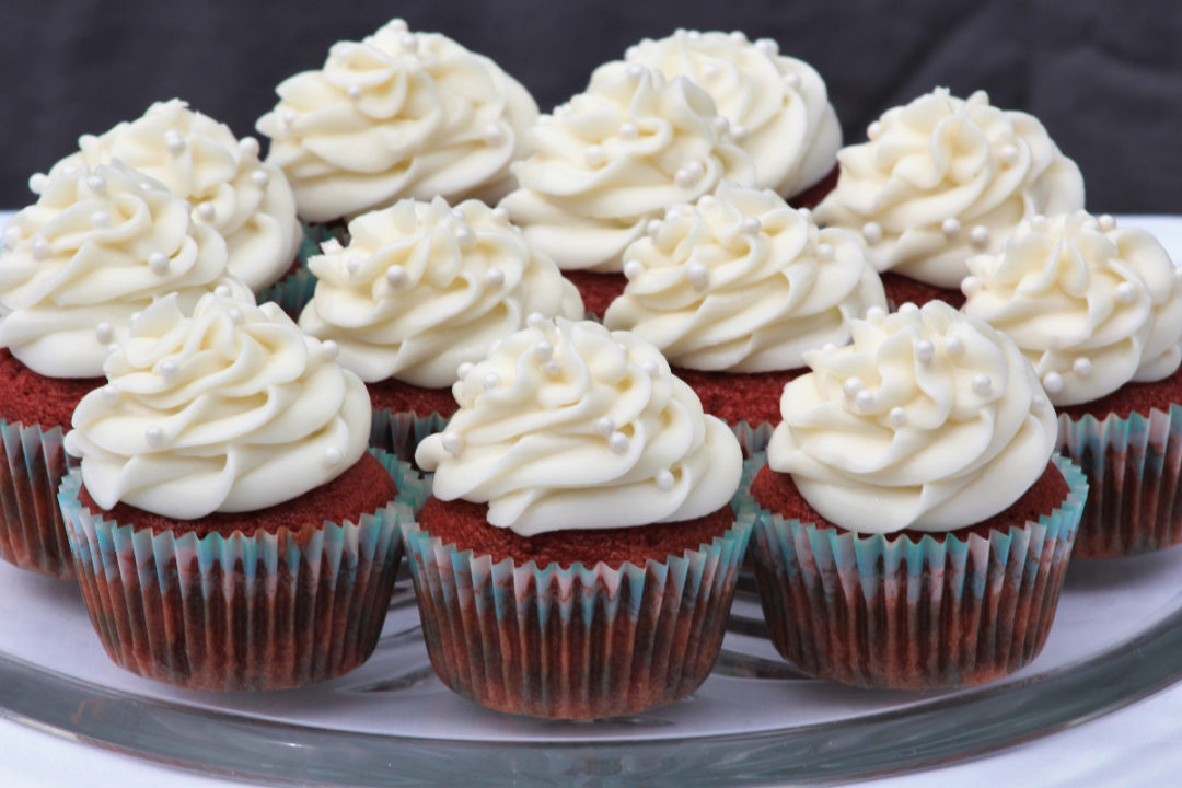 Cupcakes made with Epogee fat alternative