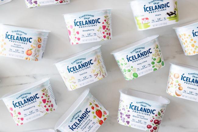 Icelandic Provisions skyr