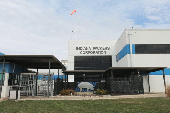 Indiana Packers Corp. facility in Delphi, Indiana