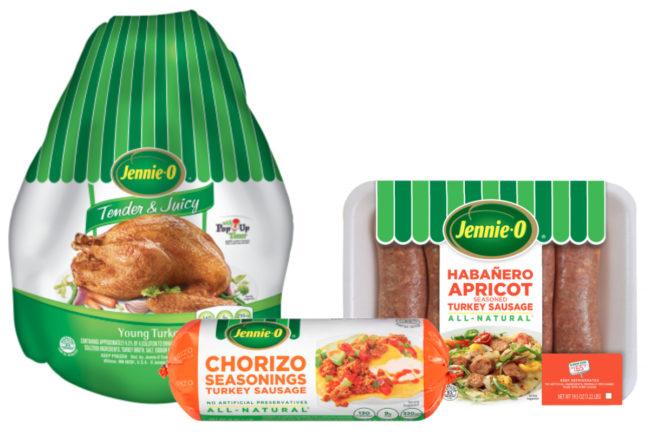 Jennie-O Turkey products
