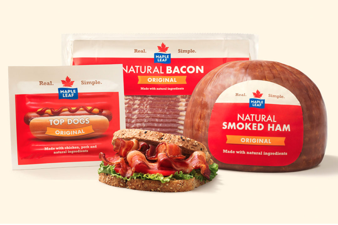 Maple Leaf Foods products