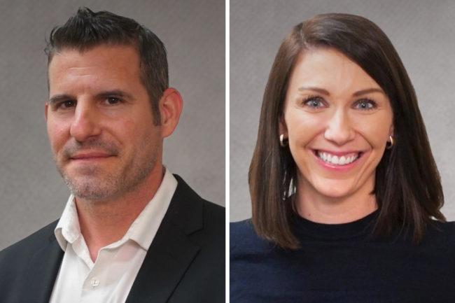 Mark Mangieri and Allison Bentley, Hemp Synergistics
