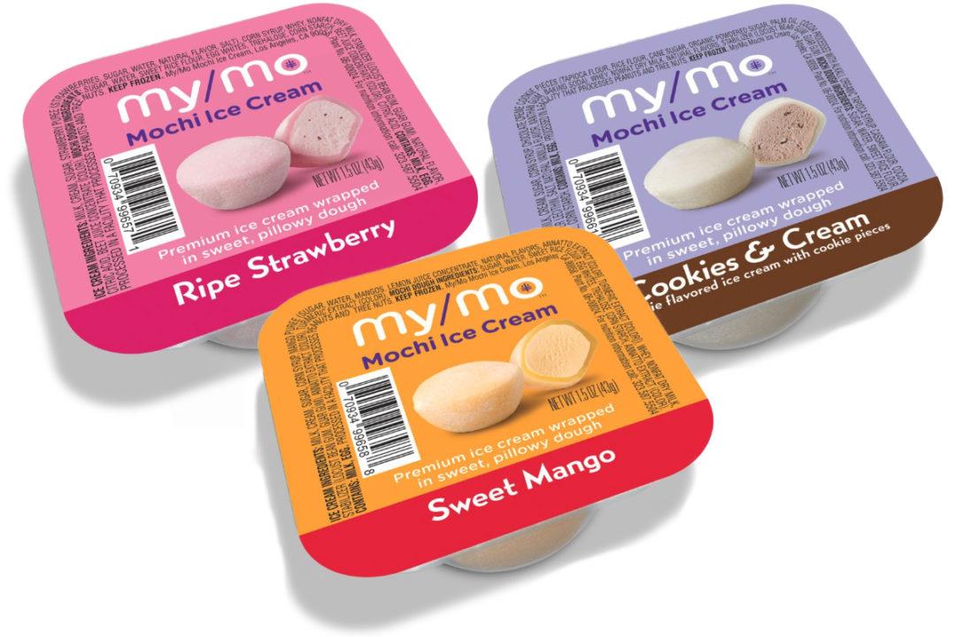 My/Mo Mochi Ice Cream single-serve