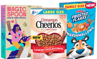 Newcereals lead