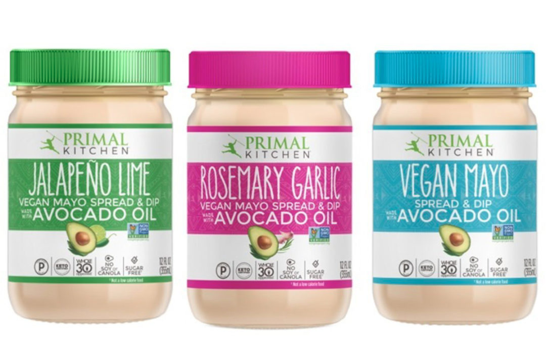 Primal Kitchen vegan mayo