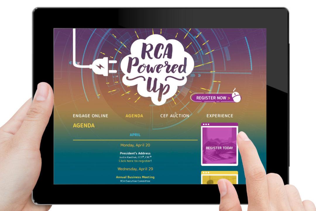 RCA Powered Up webinar series