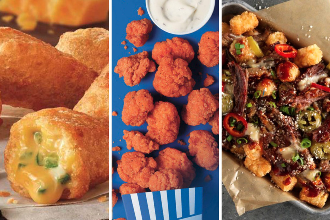 Spicy new menu items from Burger King, Jack in the Box, Buffalo Wild Wings