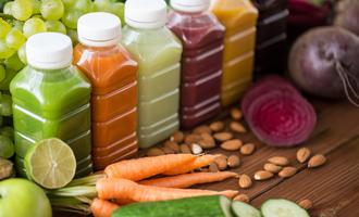 Organic beverages lead