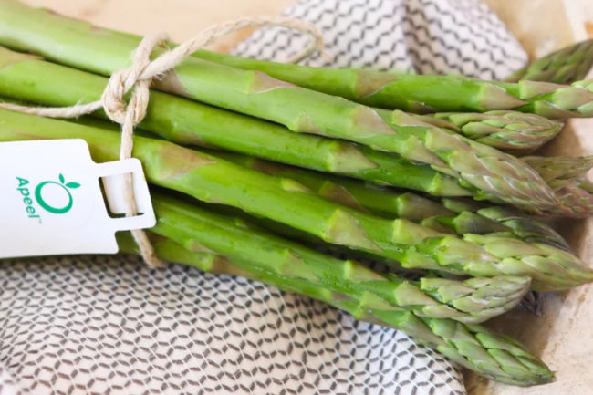 Apeel Sciences asparagus
