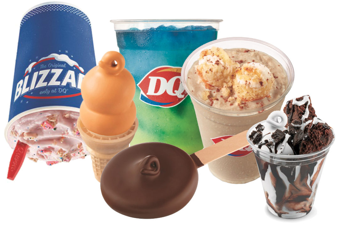 Dairy Queen innovation