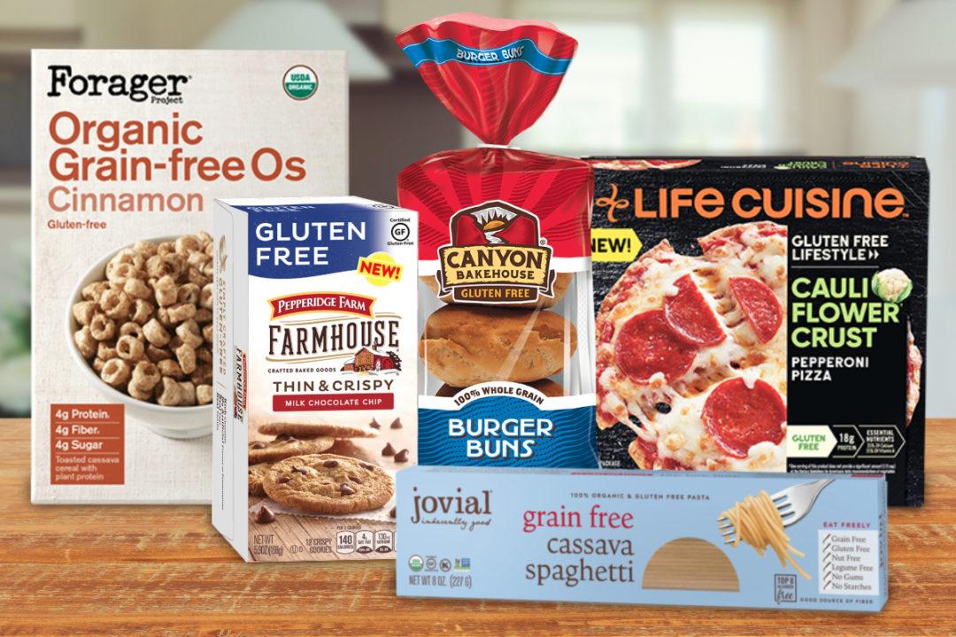 Gluten-free innovation