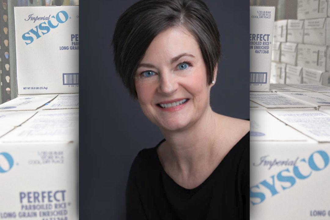 Marie Robinson, Sysco