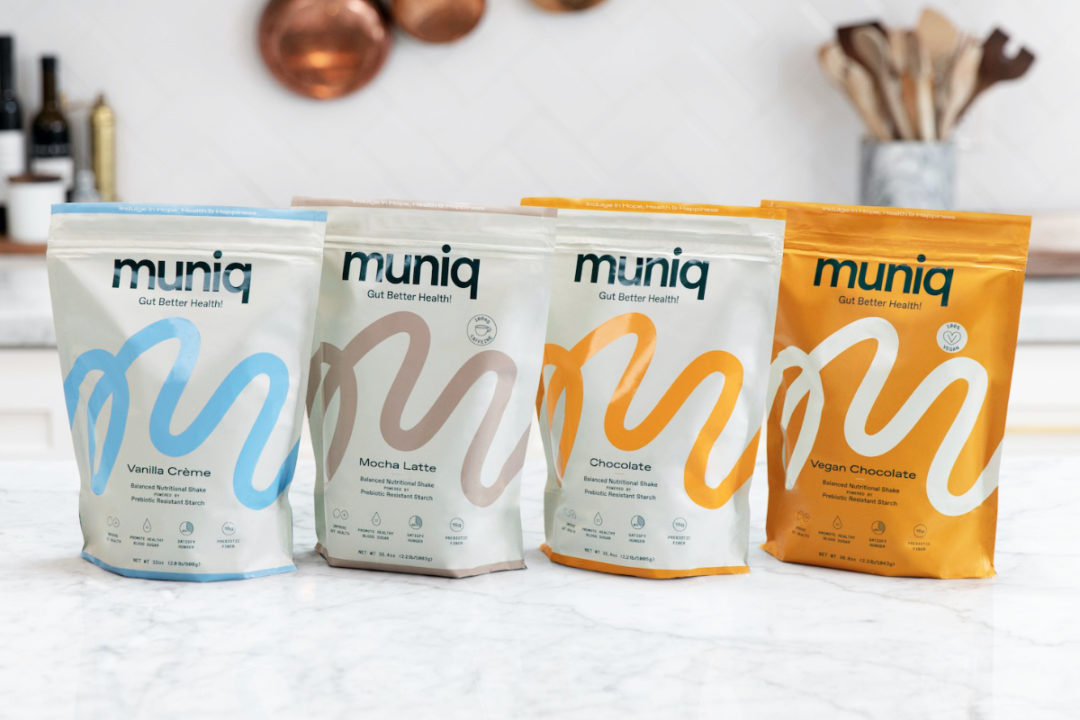 Muniq nutrition shakes
