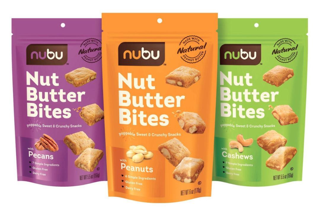 Nubu Nut Butter Bites