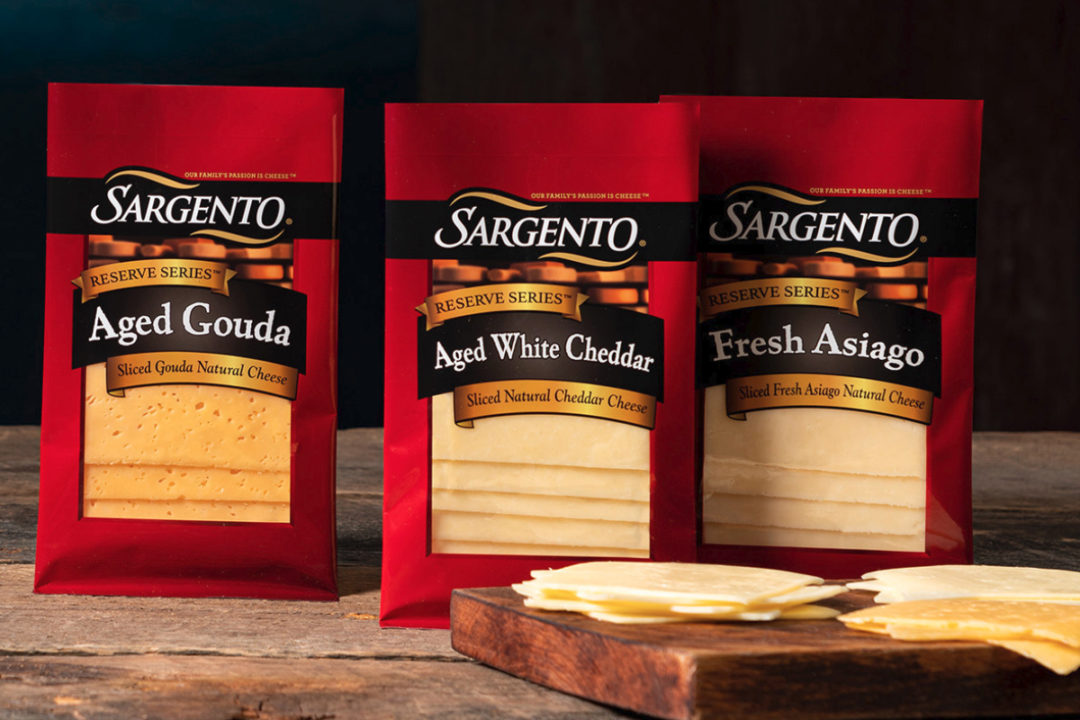 Sargento Reserve Series Slices cheese
